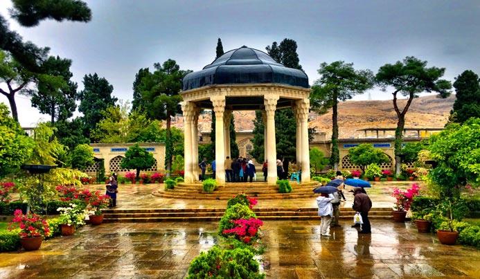 تور شیراز  زمستان 1399