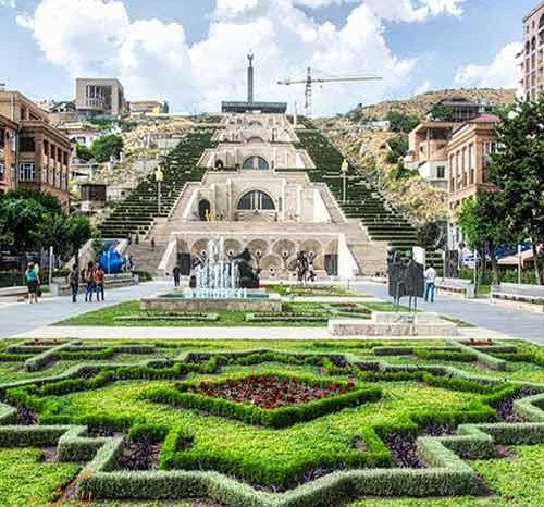 ارمنستان بهار1400