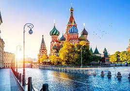 تور روسیه شبهای سفید 1400